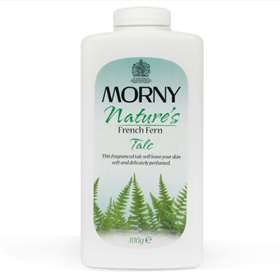 Morny French Fern Talc 100g