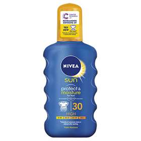 Nivea Sun Protect and Moisturise 30 Sun Spray 200ml
