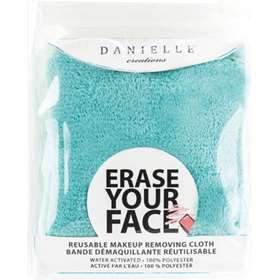Erase your Face Reusable Make-up Removing Cloth Aqua