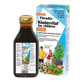 Floradix Kindervital For Children Fruity Formula 250ml