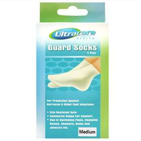Ultracare Guard Socks Medium