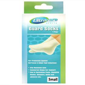 Ultracare Guard Socks Small