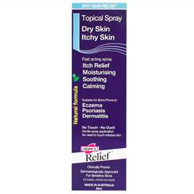 Hope's Relief Topical Moisturising Spray 90ml