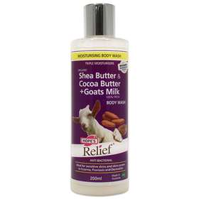 Hope's Relief Body Wash 250ml