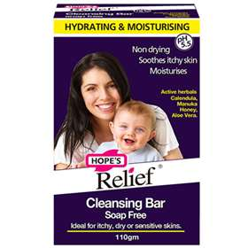 Hope's Relief Cleansing Bar 110g