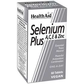 HealthAid Selenium Plus 60 Tablets