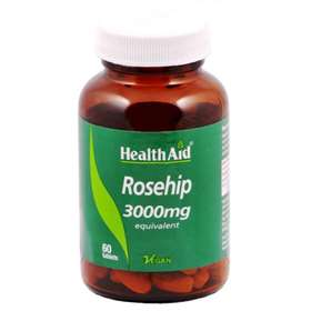 HealthAid Rosehip 3000mg 60 Tablets