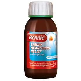 Rennie Liquid Heartburn - Mint 250ml