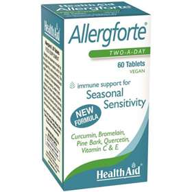 HealthAid Allergforte 60 Tablets