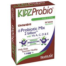 HealthAid KidzProbio 30 Chewable Tablets