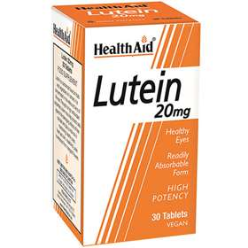 HealthAid Lutein 20mg 30 Tablets