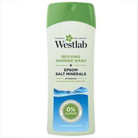 Westlab Reviving Shower Wash with Epsom Salt Minerals 400ml