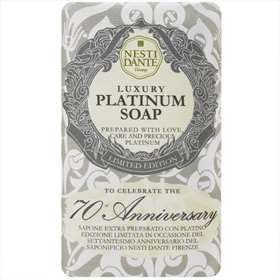 Nesti Dante Luxury Platinum Soap 250g