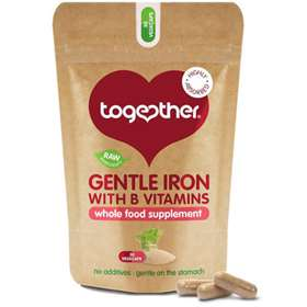 Together Gentle Iron with Vitamin B 30 Vegecaps