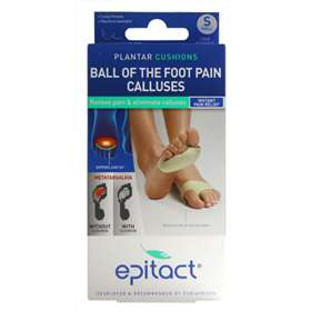 Epitact Plantar Cushions Small 1 Pair