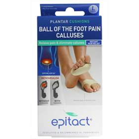 Epitact Plantar Cushions Large 1 Pair