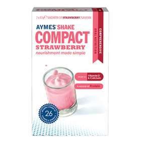 Aymes Shake Compact Strawberry 7 Sachets