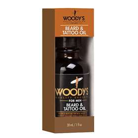 Woody's Beard and Tattoo Oil 30ml