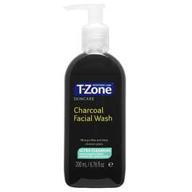 T-Zone Charcoal Face Wash 200ml