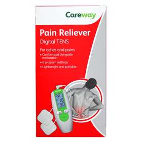 Careway Digital TENS Pain Reliever