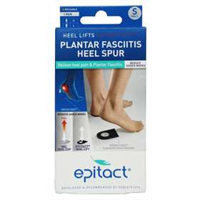 Epitact Heel Lifts Small 1 Pair