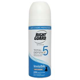 Right Guard Women Total Defence 5 Anti-Perspirant Deodorant 150ml