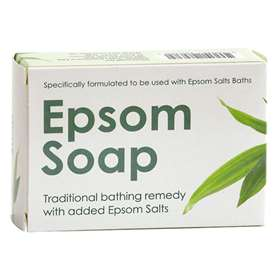 Epsom Soap Bar 100g