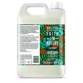 Faith in Nature Coconut Shampoo 5L