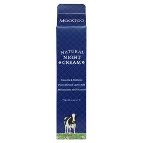 Moogoo Natural Night Cream 75g