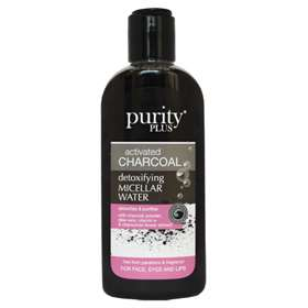 Activated Charcoal Detoxifying Micellar Water 200ml