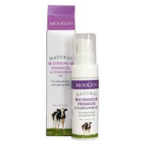 MooGoo Natural Evening Primrose & Starflower Oil 25ml
