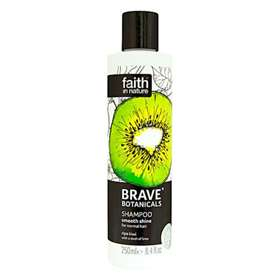 Faith in Nature Brave Botanicals Kiwi and Lime Shine Shampoo 250ml