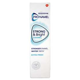 Sensodyne Pronamel Strong & Bright Toothpaste 75ml