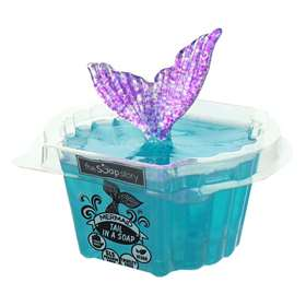 Mermaid Tail in a Soap 100g