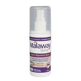 Malaway Insect Repellent Spray 100ml