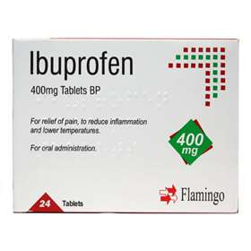 Ibuprofen 400mg Tablets 24