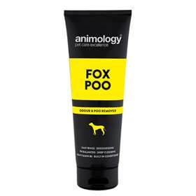 Animology Fox Poo Odour & Poo Dog Shampoo 250ml