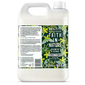 Faith in Nature Seaweed & Citrus Conditioner 5 Litres