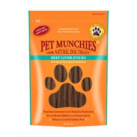 Pet Munchies Beef Liver Sticks 11