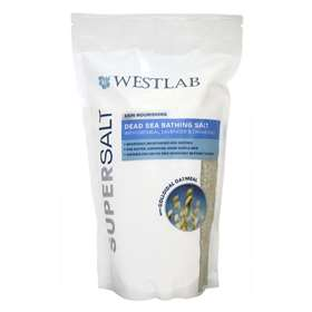 Westlab Supersalt Dead Sea Bathing Salt 1kg