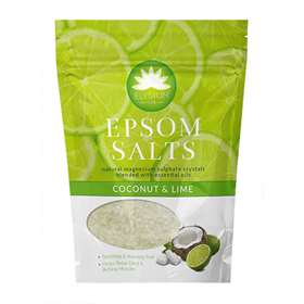 Elysium Spa Epsom Salts Coconut and Lime 450g