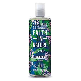 Faith in Nature Tea Tree Body Wash 400ml