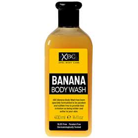 XBC Banana Body Wash 400ml