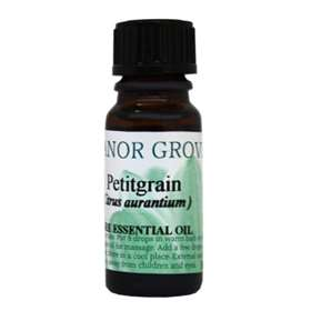 Manor Grove Petitgrain Pure Essential Oil 10ml
