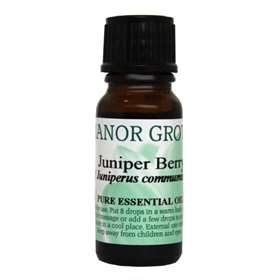 Manor Grove Juniper Berry Pure Essential Oil 10ml