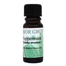 Manor Grove Peppermint Essential Oil 10ml