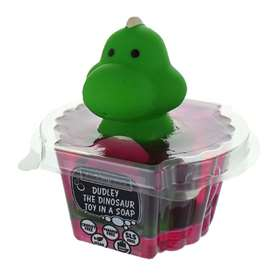 Dudley The Dinosaur Toy In A Soap 90g