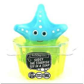 Sudsy The Starfish Toy In A Soap 90g