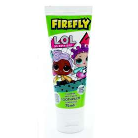 FireFly Lol Surprise Sugar-Free Anti-Cavity Toothpaste with Fluoride