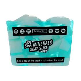 Sea Minerals Soap Slice 120g